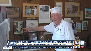 Simon's Bakery, a sweet staple with a rich history - Video