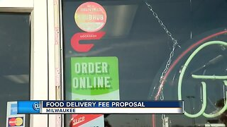 City leader proposes 60 cent fee for third-party food delivery services
