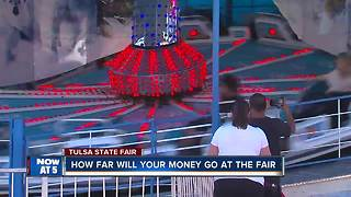 Save your money at the fair