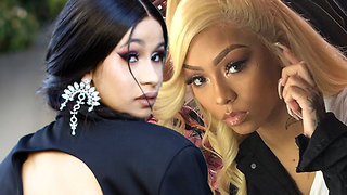 Cardi B Talks To Cuban Doll Accused Of Cheating With Offset & Claims She's Innocnet