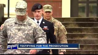 Solider injured searching for Bergdahl speaks out after sentencing - Video