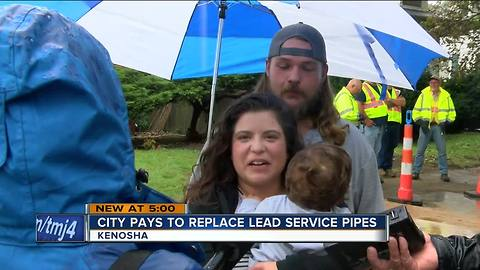 Kenosha offers help to homeowners with lead pipes