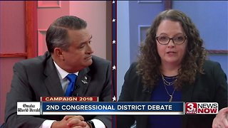 Midterms 2018: Bacon, Eastman debate the national debt - Video