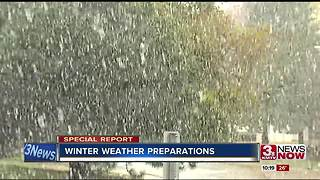 Winter Weather Preparation Tips - Video