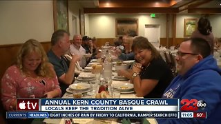 Annual Kern County Basque Crawl