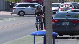 Tropicana Avenue voted one of most dangerous roads for bicyclists