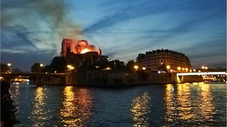 A Timeline Of The Notre-Dame Cathedral Fire