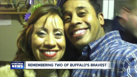 Remembering two of Buffalo's bravest a decade later