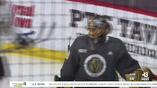 Vegas Golden Knights could allow fans in arena as early as March 1st