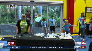 Spring Camp offers hands-on activities to spark creativity - 8am live report - Video