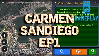 Carmen Sandiego - New Version EP1