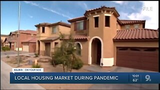 The local housing market through the pandemic