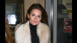 Geri Horner defied death threat with BRIT Awards performance