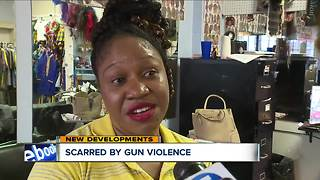 New arrest in 12-year-old's murder, community scarred by gun violence - Video