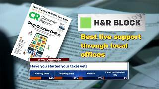 Have you started your taxes yet? - Video