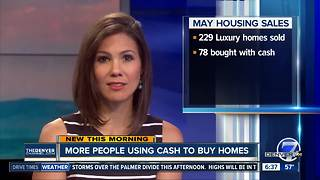 More people using cash to buy homes - Video