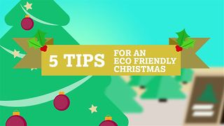 5 tips for an eco-friendly Xmas - Video