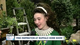 Buffalo Home Show offering new design ideas and St. Patrick's Day spirit