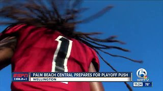 Palm Beach Central prepares for playoff push