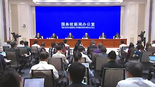 WATCH: China publishes white paper on Covid-19 (PsD)