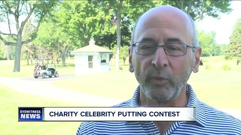 Top's Charity Celebrity Putting Contest