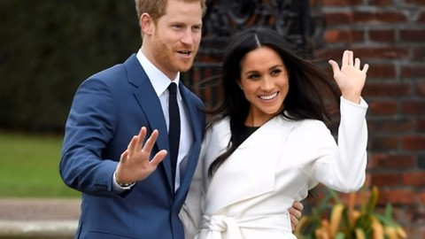 Meghan Markle Invited to Spend Christmas with the British Royals?