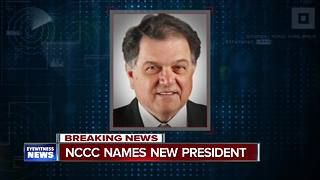 After scandal and uncertainty, NCCC has a new leader - Video
