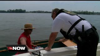 Remember boating safety as you head out on the water this summer - Video
