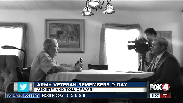 SWFL man remembers his role in D Day