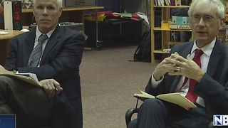 State Superintendent visits Neenah - Video