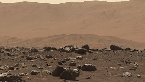 NASA's Perseverance Mars Rover Snaps Highest-Resolution Panorama Yet