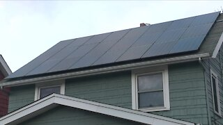 How to learn more about using solar energy in Cuyahoga County