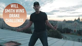 Will Smith gets son Jaden's approval with #InMyFeelingsChallenge - Video