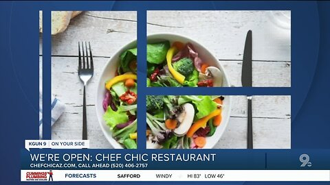 Chef Chic offers takeout