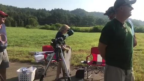 Local astronomers head to North Carolina for best views of Total Solar Eclipse | Digital Short