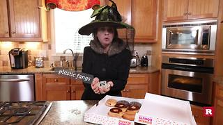 Fang donuts with Elissa the Mom | Rare Life - Video