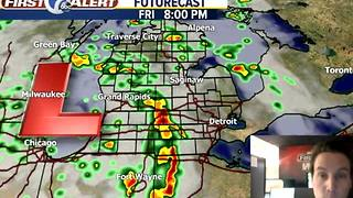 FORECAST: Thursday Evening - Video