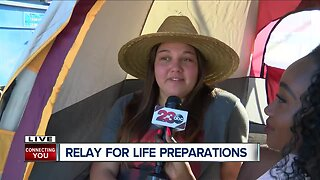 Bakersfield's Annual Relay for Life raising money for cancer research