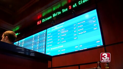 Sports betting brings in a million dollars in wagers during its first month in Council Bluffs casino