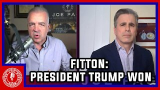 Barr, Hunter, Trump, Election and more with Tom Fitton