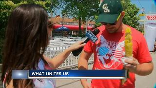 Thousands celebrate the 4th of July at Summerfest - Video