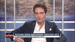 Singer and songwriter Richard Marx appears on Action News at Midday - Video