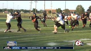 HIGHLIGHTS: Lebanon 34, Zionsville 31 - Video