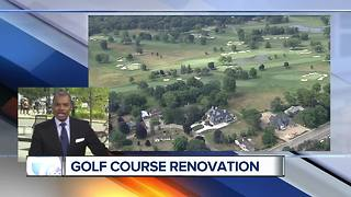 Oakland Hills to undergo course renovation with goal of hosting majors - Video