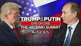 Special Report: Trump & Putin meeting face to face amid investigations and tensions