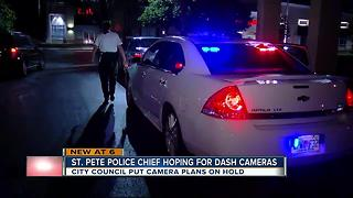Dash cams, body cams rejected in St. Pete despite national trends - Video