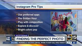 Resorts hiring 'Instagram concierges' to help you take the best photos - Video