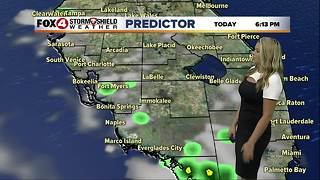 FORECAST: Hot and Humid with Isolated PM Storms - Video