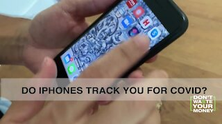 Is your iPhone secretly tracking you for COVID?