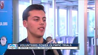 Volunteers Power Olympic Trials - Video